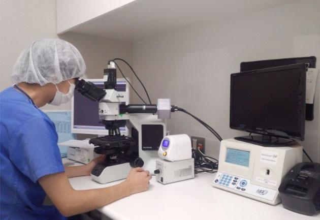 生殖医療センター/精子調整室